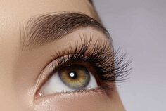 eyelash extensions course Leicester